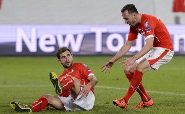 Zvicra fiton ndaj Letonisë dhe vazhdon primatin në Grupin B (Video)