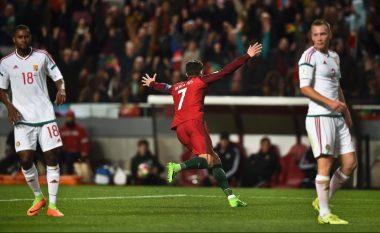 Portugalia fiton ndaj Hungarisë me golat e bukur të CR7, i qëndron hije Zvicrës (Video)