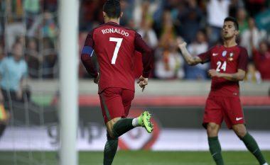 Suedia përmbys Portugalinë, kthehet nga disavantazhi prej dy golash për të fituar (Video)
