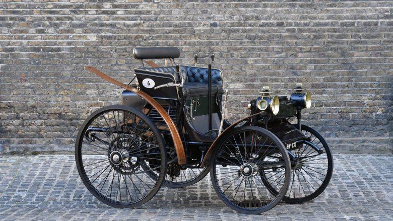 Del në shitje një Peugeot, 123 vjet i vjetër (Foto)