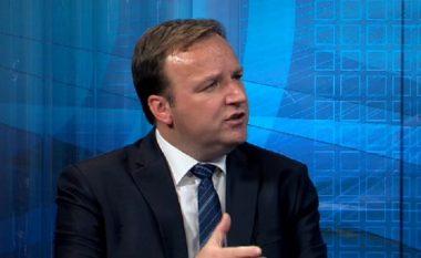 Dimitriev nuk e njeh zgjedhjen e Xhaferit për kryetar Kuvendi, nuk pajtohet as me Agim Nuhiun