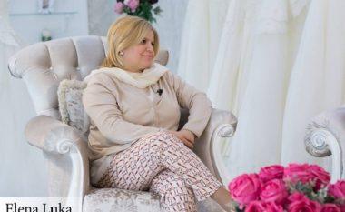 Elena Lluka ka krijuar koleksion të ri të fustaneve të nusërisë për pranverë-verë 2017