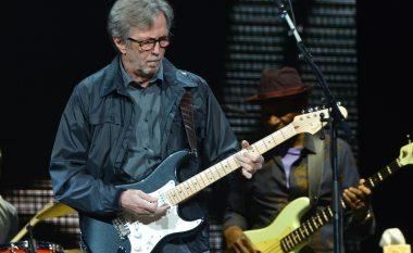 Clapton anulon koncertet për shkak të sëmundjes