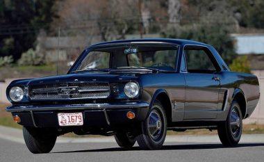 Ford Mustang nga seria e parë e prodhimit, del në ankand me çmim mjaft të lartë (Foto)