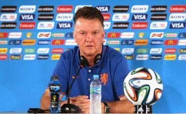 Lojtarët kërkojnë rikthimin e Van Gaal në krye të Përfaqësueses së Holandës