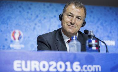 De Biasi publikon listën e 23 lojtarëve të grumbulluar për ndeshjen ndaj Italisë dhe Bosnje e Hercegovinës (Foto)