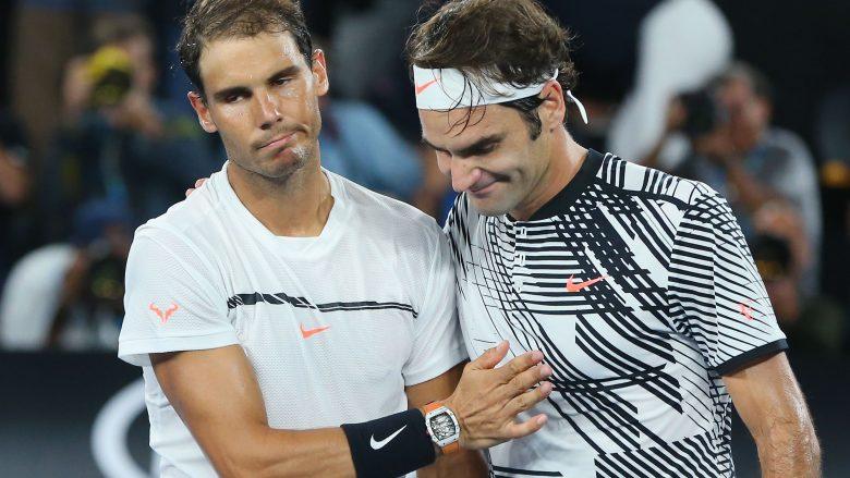 Federer dhe Nadal përball njëri-tjetrit në Indian Wells