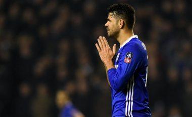 Diego Costa e shikon të ardhmen në Ligue 1
