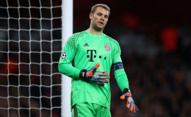 Operohet Neuer, mungon në dy ndeshjet e ardhshme të Bayernit