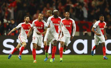 Monaco përmbys Cityn, kualifikohet në çerekfinale (Video)
