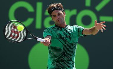 Fiton Roger Federer në Miami