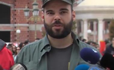 Ilievski: Nuk e përkrahim dhunën,  kjo situatë mund të zgjasë me javë