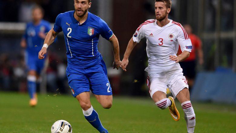 Italia publikon listën e lojtarëve për ndeshjen ndaj Shqipërisë