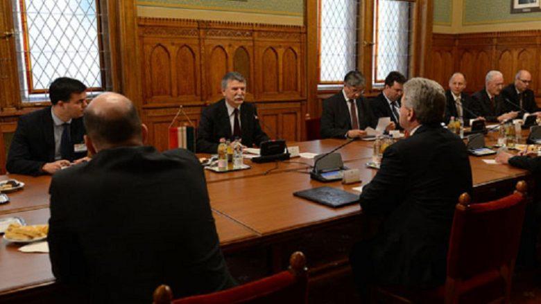 Kövér: Hungaria, partnere e rëndësishme e Maqedonisë