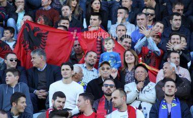 Masat për ndeshjen Shqipëri-Bosnjë