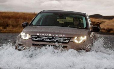 Land Rover heqë nga prodhimi këtë model, për t'i lënë vendin Discovery SVX (Foto)