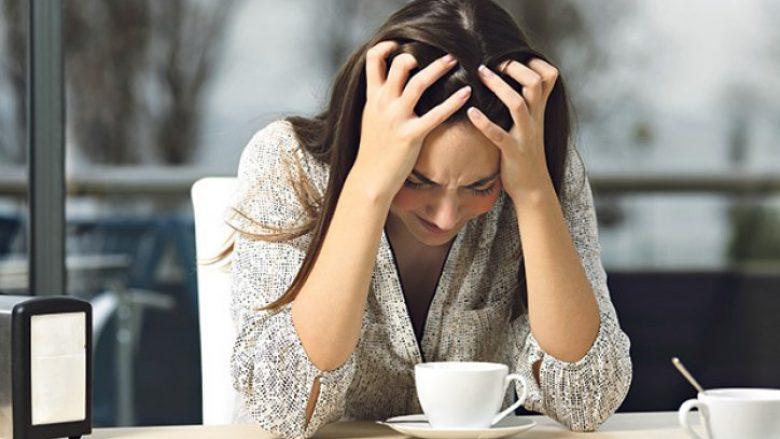Stresi kronik ndikon në peshën trupore