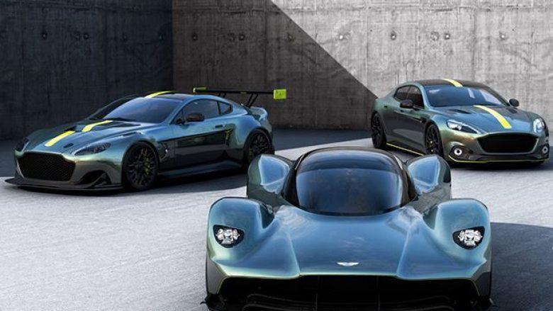 Lista e makinave që Aston Martin do t'i lansojë deri më 2020 (Foto)