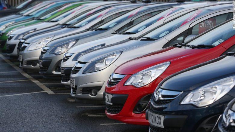 Pesë veturat më të kërkuara në Evropë (Foto)