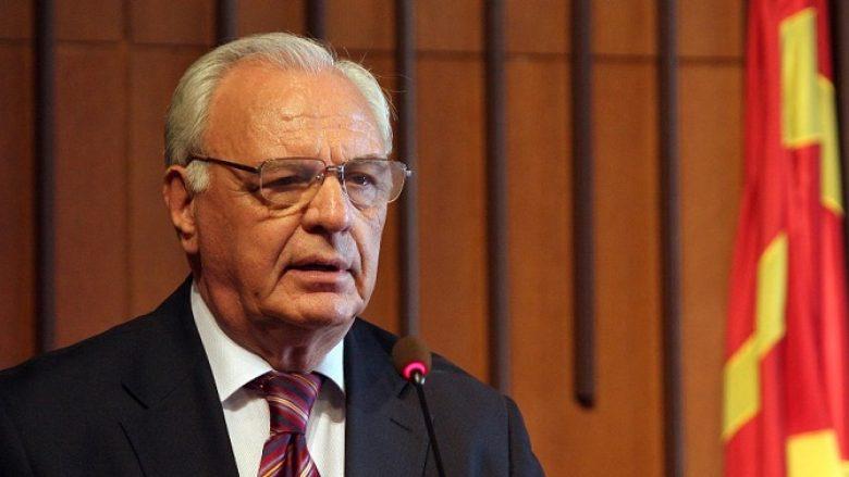Manevski: Zaevi është i rrezikshëm për Maqedoninë