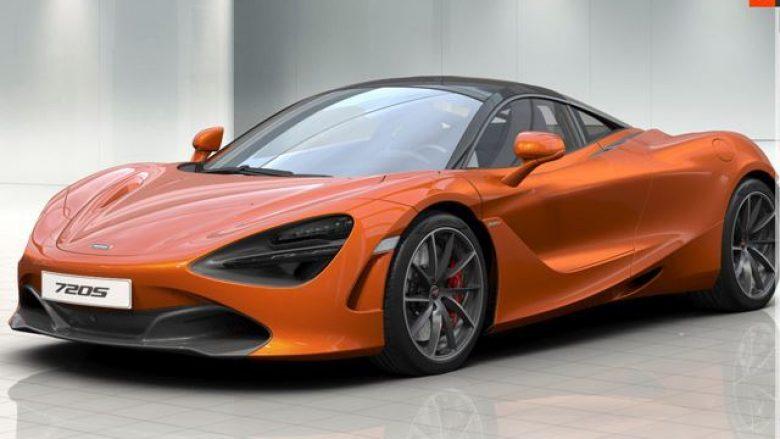 McLaren ua ofron klientëve mundësinë që modeli 720S të kompletohet siç duan ata (Foto)