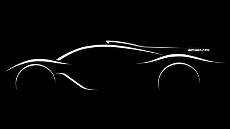 Mercedes-AMG tregon kohën e lansimit dhe çmimin e Project One (Foto)