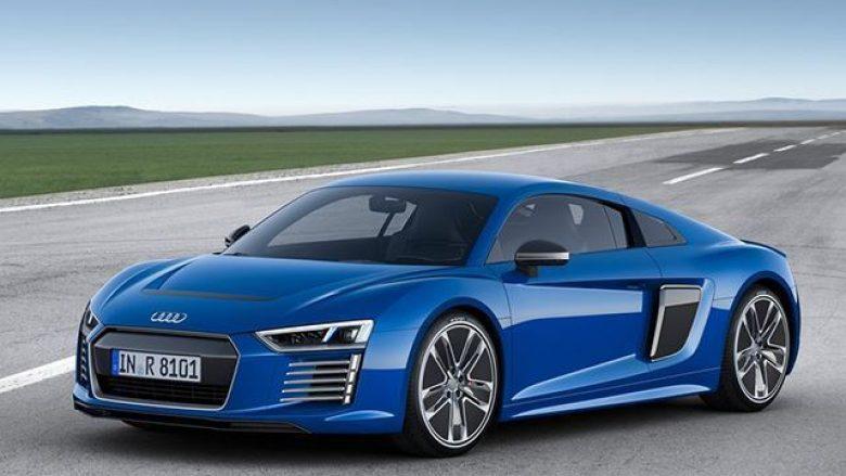 Mercedes dhe Aston Martin sfidohen nga Audi i ri (Foto)