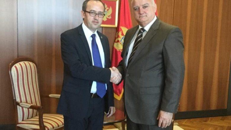 Kosova dhe Mali i Zi forcojnë bashkëpunimin ekonomik