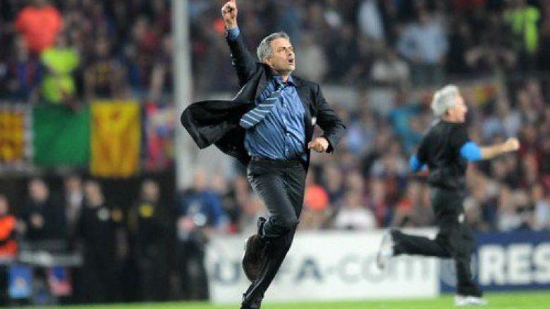 Mourinho rrëfen kohën e tij te Interi: Kështu arritëm të fitojmë të gjitha