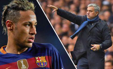 Mourinho dëshpëron fansat e United për Neymarin