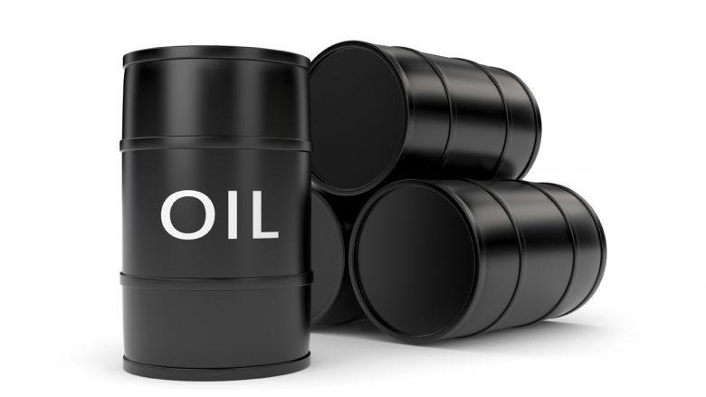 Nafta fillon javën me rënie