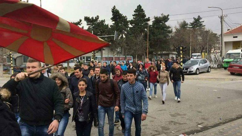 Inspektorët e MASH-it hetojnë drejtorët e shkollave që i detyruan nxënësit të shkojnë në protesta kundër Deklaratës shqiptare