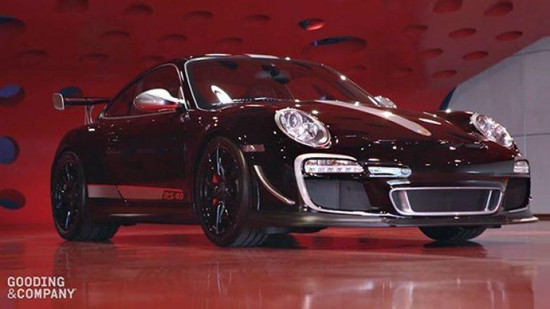 Porsche 997, shitet me çmim të lartë – veç për shkak të ngjyrës! (Video)