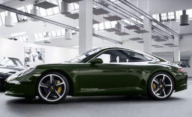 Porsche zbulon katër modelet ekskluzive të serisë 911, më të mirin e mban sekret (Video)