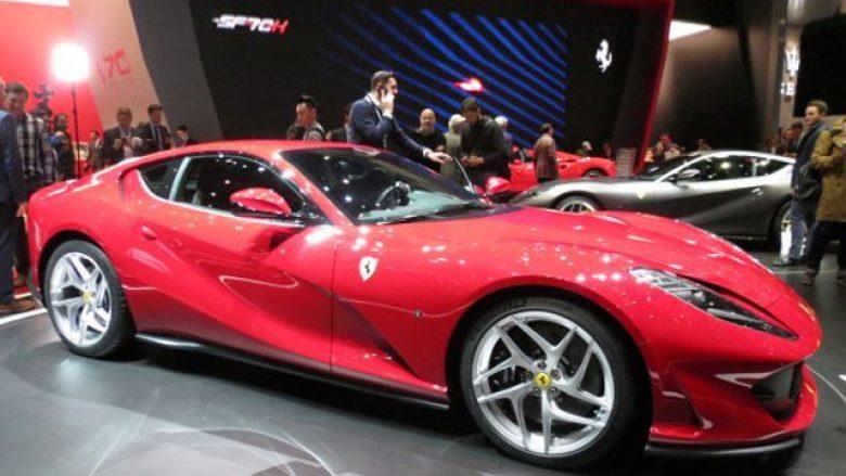 Prezantohet Ferrari 812, elegant dhe shumë i shpejtë (Foto)