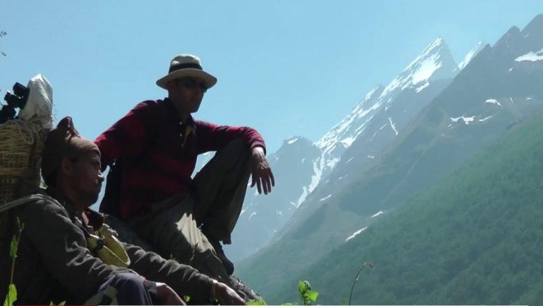 Lugina e luleve në Indi (Video)