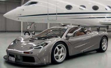 Të gjithë frikësohen ta vozisin këtë McLaren shumë të rrallë (Video)