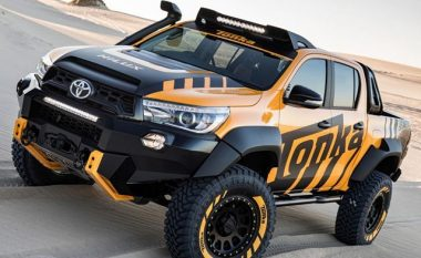 Toyota do ta krijojë këtë makinë të përshtatshme për çdo terren (Video)