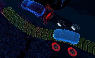 Volvo XC60 me sistem që largon nga rreziku i mundshëm (Video)