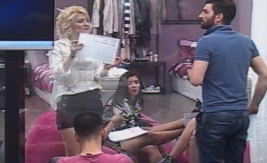Big Brother, Armela shpreh simpati për Damianin: Është shumë i ëmbël