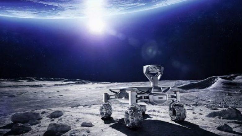 Audi dërgon një automjet në Hënë