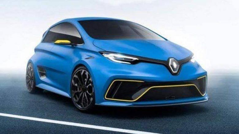 Zbulohet koncepti i modelit elektrik të së ardhmes, Renault ZOE! (Foto/Video)