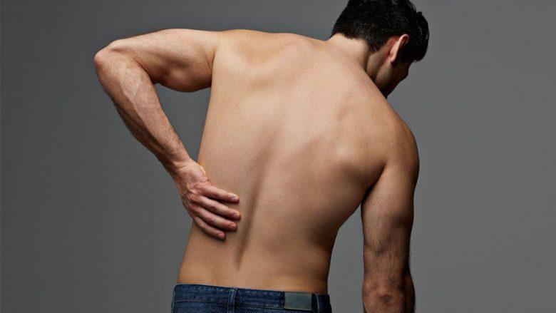 Pse njerëzit me dhimbje shpine vdesin para kohe?