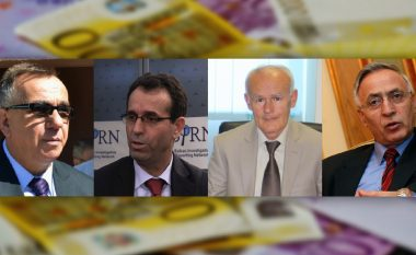 Këta ish-zyrtarë të lartë mbesin barrë e rëndë për buxhetin e shtetit