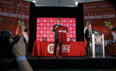 Zyrtare: Bastian Schweinsteiger transferohet te Chicago Fire (Foto/Video)