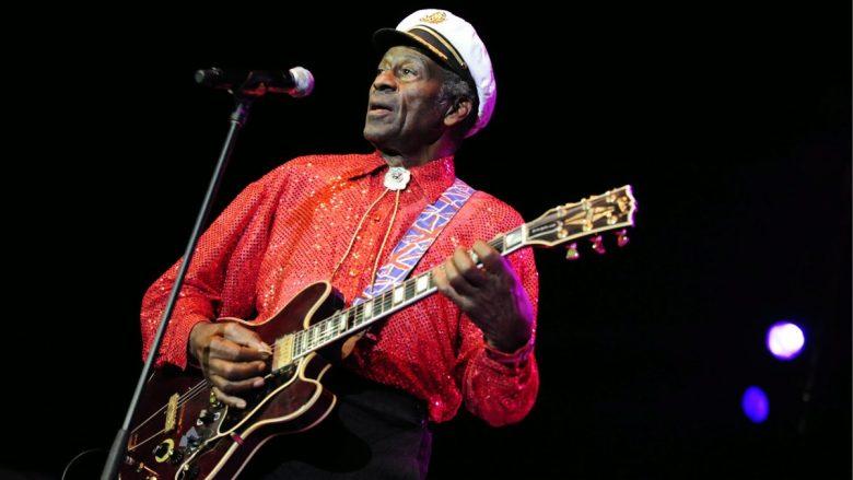 Ndërron jetë legjenda e rock and roll-it Chuck Berry