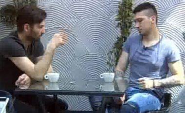 Damiano e Liridoni: Danjeli shtiret për vëmendje në Big Brother
