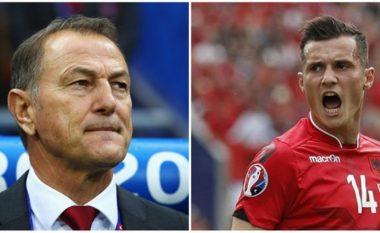 De Biasi: Taulanti nuk është Pele ose Maradona, në Shqipëri të gjithë janë të barabartë