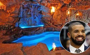Në vilën tetë milionë dollarëshe të reperit Drake (Foto)