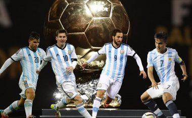 Maradona: Dybala është fenomen, një nivel me Messin, Agueron e Higuainin
